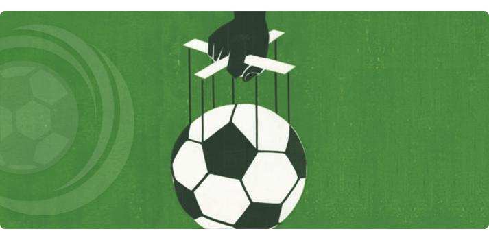 Mogelijke matchfixing schokt voetbal- en gokwereld