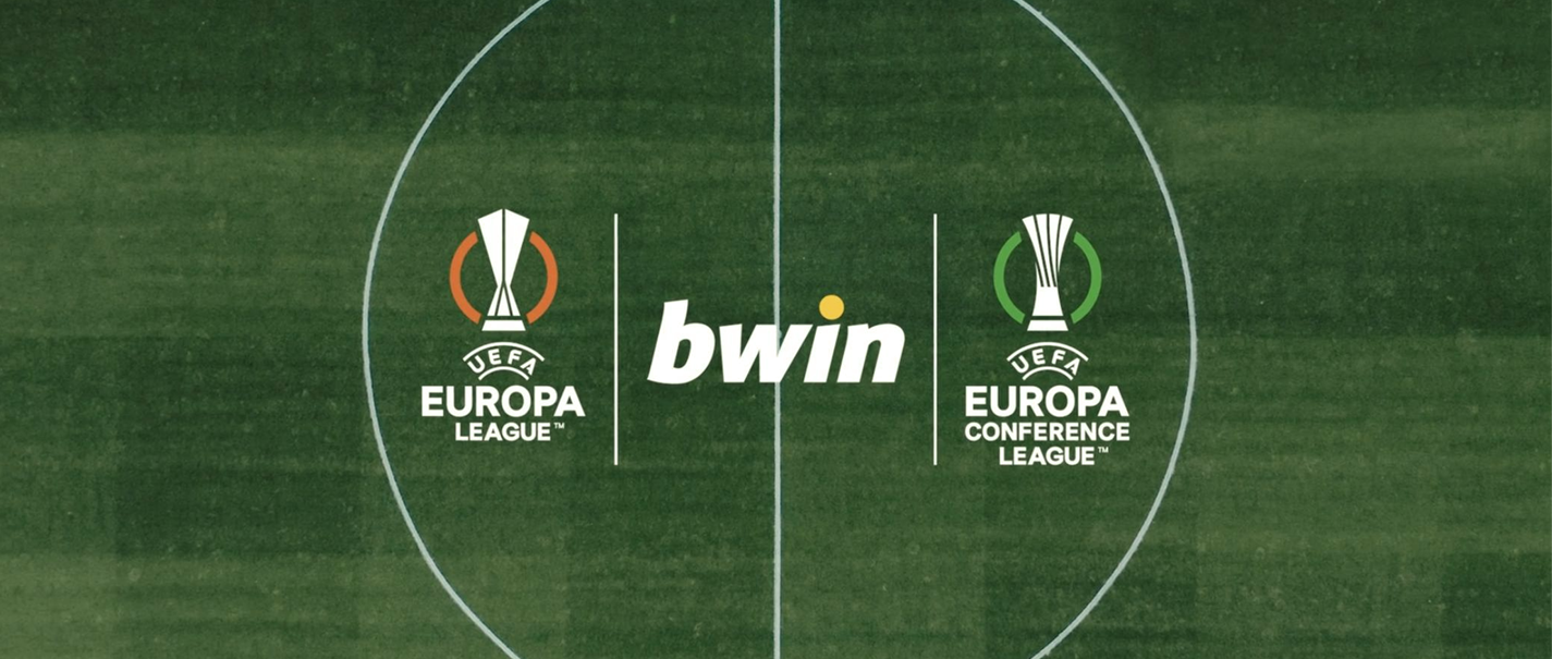 Bwin nieuwe partner van UEFA Conference League
